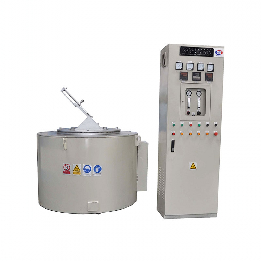 Manual Magnesium Melting Furnace DMR80kg/h