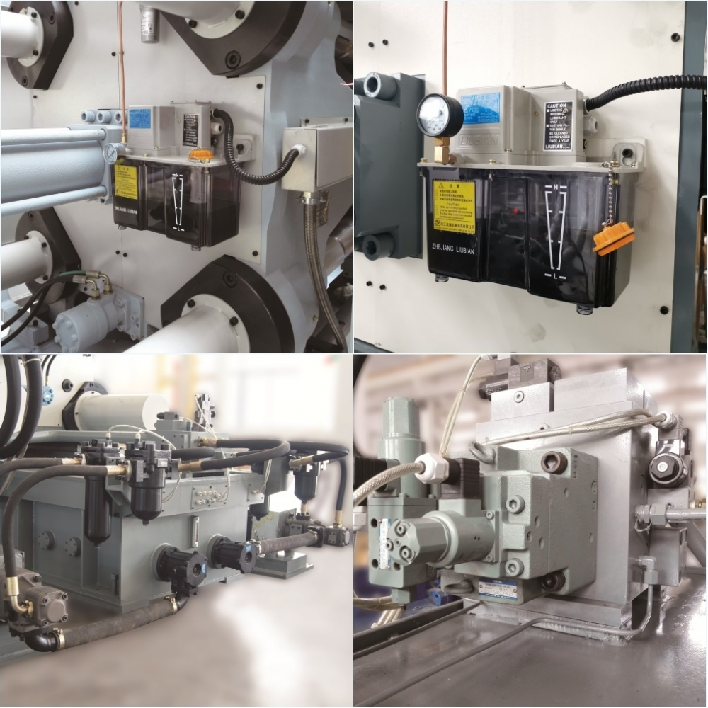 Cold Chamber Die Casting Machine MT550