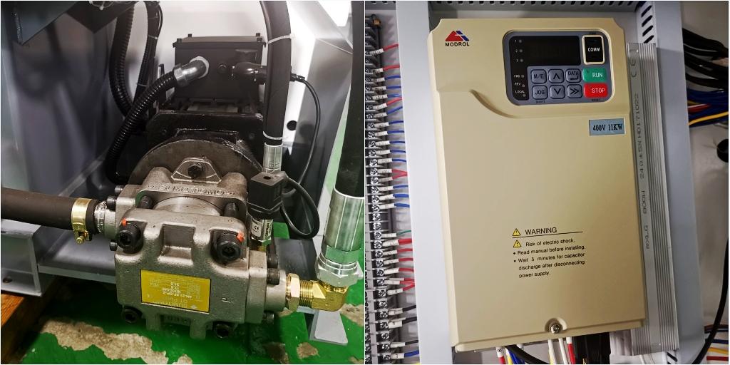 Servo System of Pressure Die Casting Machine 50Ton